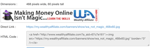 Wealthy Affiliate Marketing