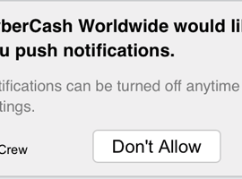 Does A Push Notification Work?