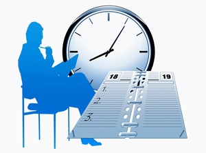 Scheduling Work Home Part Time