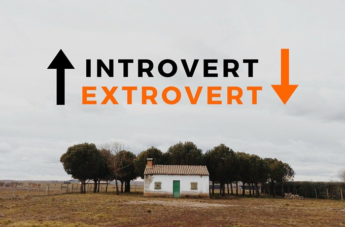 Does Introvert Extrovert Mean To You?