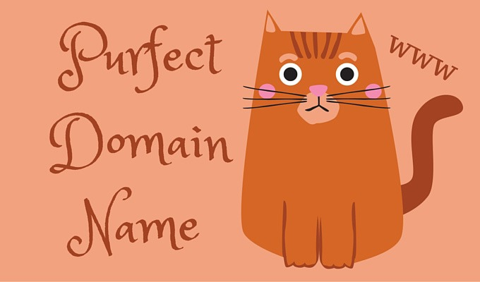 How to choose website name without regret