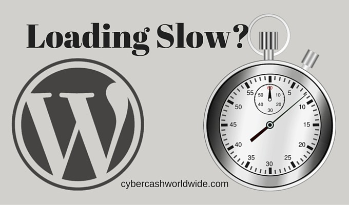 Speed Up WordPress Site Loading
