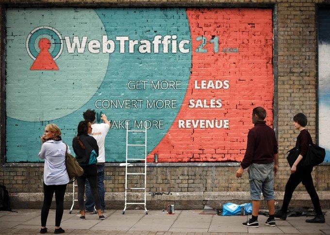 WebTraffic21 Review