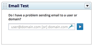 DNS Stuff Email Test