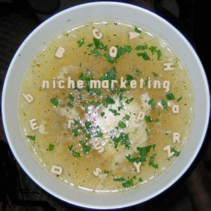 Niches in Affiliate Marketing Alphabet Soup
