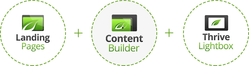 Thrive Content Builder 3 Products in One