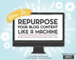 How to Repurpose Your Blog Content By Pat Flynn