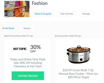 Dealspotr Fashion Home Kitchen