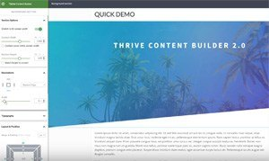 Thrive Content Builder 2.0 (Architect)