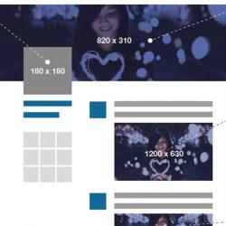 Photo Sizes Chart For Social Media