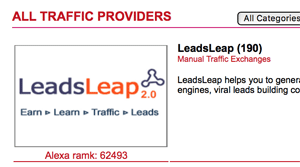 LeadsLeap Advertisement