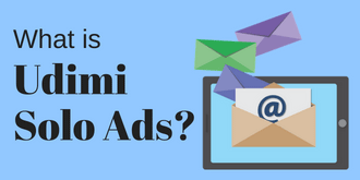 What is Udimi Solo Ads?
