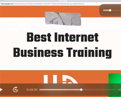 Best Internet Business Training Feature