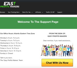 Easy Profits Makers Email Marketing