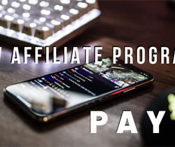 Payment from Affiliate Programs