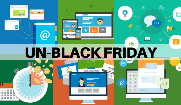 "Thrive Themes Black Friday Is ""Un-Black"" Friday"