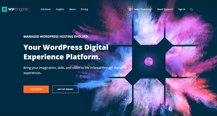 Best Web Hosting For WordPress: WP Engine Review