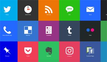 Choose a social network