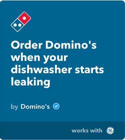 Dominos Dishwasher
