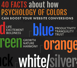 How Psychology of Color Can Boost Your Website Conversions