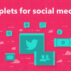 IFTTT Applets For Social Media