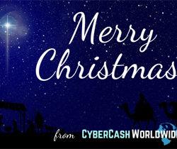 Seasons Greetings 2018 CyberCash Worldwide