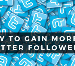 Ways of increasing Twitter followers
