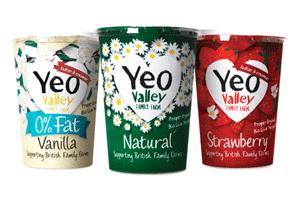 Yeo Valley Yogurt