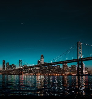 San Francisco by CaseyHorner 300 px
