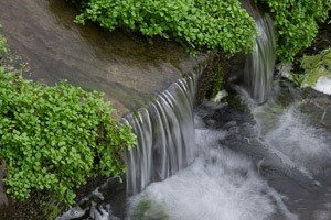 Add Flowing Water Elements