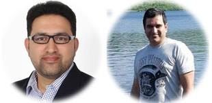 Bobby Shahzad and Yasir Khawaja
