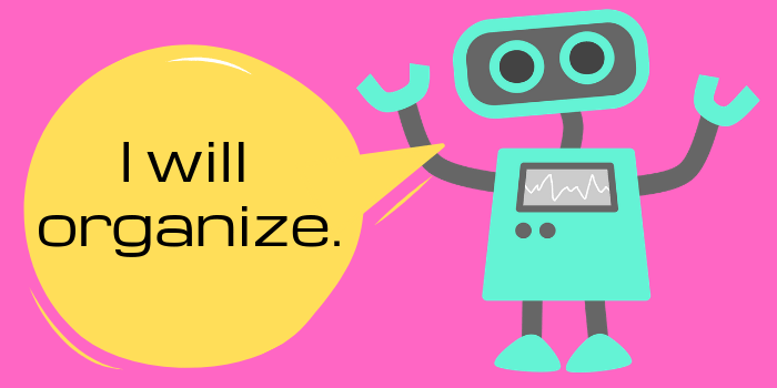 Bots and Chatbots to Organize Online Business