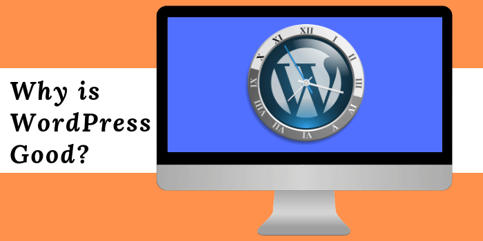 Why Is WordPress Good?