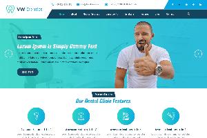 WordPress Theme VW Dentist
