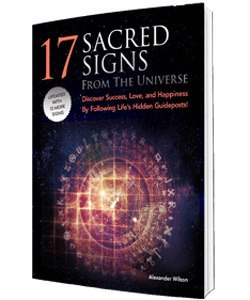 17 Sacred Signs From The Universe