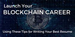 Blockchain Career Best Resume