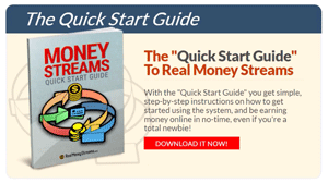 Real Money Streams Quick Start Guide