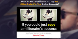 Copy The Millionaire Review