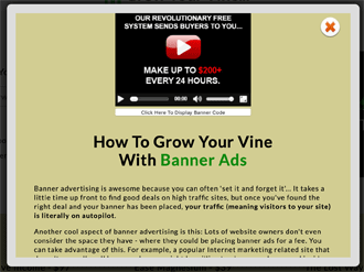 How To Grow With Banner Ads