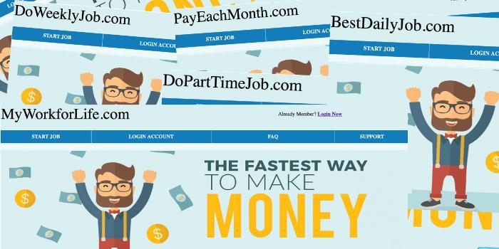 MyWorkForLife PayEachMonth DoWeeklyJob Review