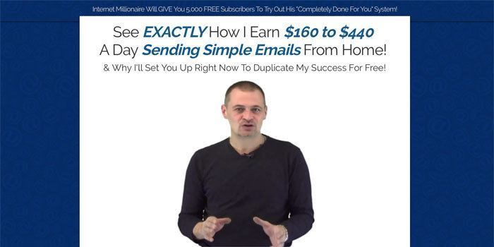 Copy My Email System Review – Instant Email Empire