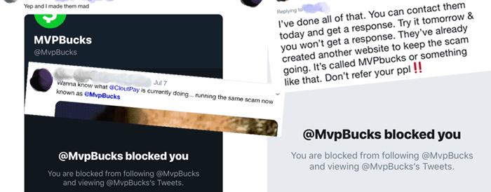 MVPBucks Twitter