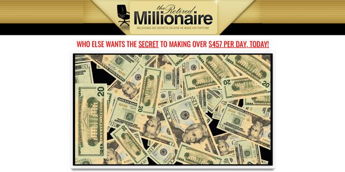 Retired Millionaire System Review