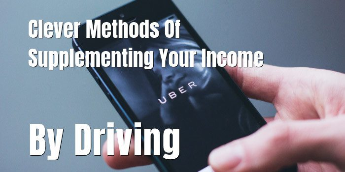 Supplementing Your Income By Driving