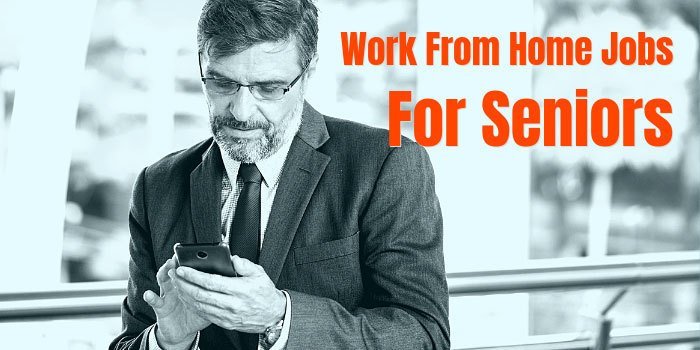 Work From Home Jobs For Seniors