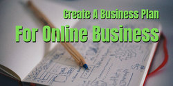Create A Business Plan For Online Business