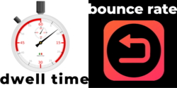 Dwell Time and Bounce Rate