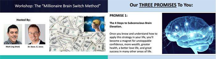 Millionaire Brain Switch Method