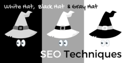 What Are White Hat, Black Hat and Gray Hat SEO Techniques?