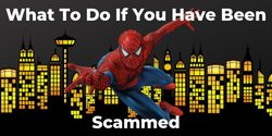 What To Do If You Have Been Scammed